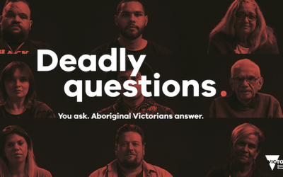 Victorian Minister for Aboriginal Affairs Talks Deadly Questions