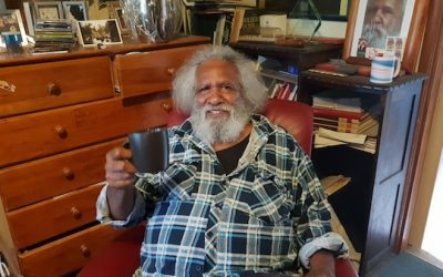 "Treaty: A Personal Perspective From Uncle Talgium ""Chocco"" Edwards"