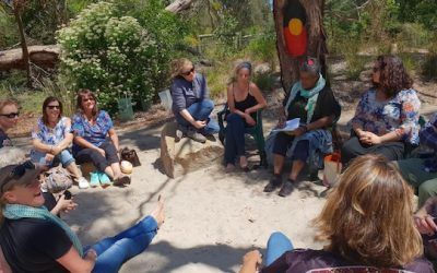 Talking Treaty On The Mornington Peninsula