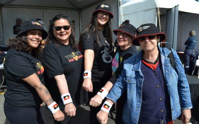 Fun, Footy and the Quest for a Treaty