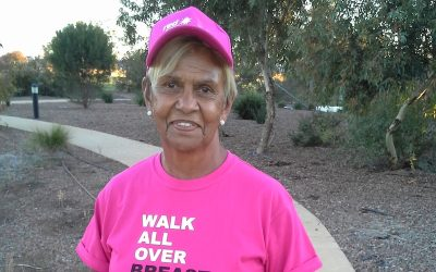 Aunty Pam Pedersen OAM – Still Dreaming, Still Achieving