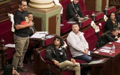 First Peoples' Assembly of Victoria Members Push to Engage
