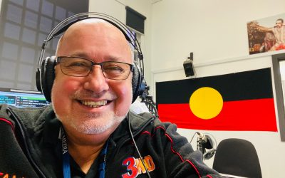 Victoria's only Aboriginal radio station keeps airwaves crackling through coronavirus