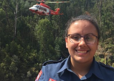 Yorta Yorta paramedic urges care, caution and adherence to guidelines