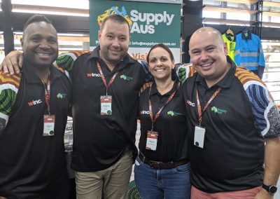 Indigenous business Supply Aus pulls back from the brink – and grows – during coronavirus