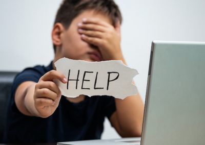 Help recognise and put a stop to another pandemic…cyberbullying