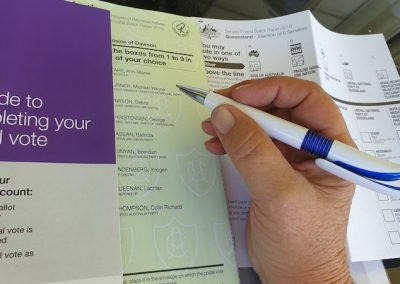 Victoria's local government elections – how valid are the candidates' promises?