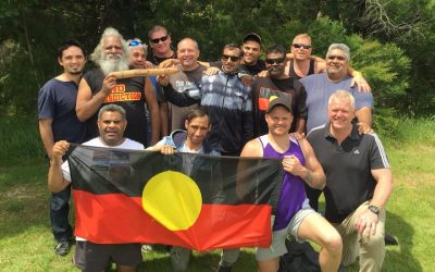 Statewide gathering of Aboriginal men aimed at support and identifying opportunities
