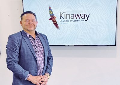 Kinaway Chamber of Commerce. A Force Behind Aboriginal Business Growth Across Victoria
